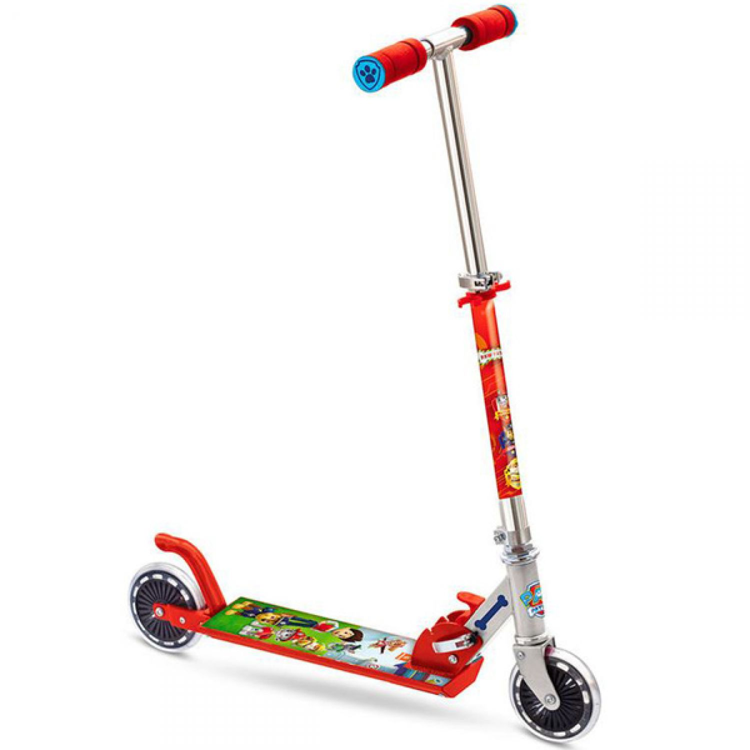 paw patrol scooter roller kinder tretroller. Black Bedroom Furniture Sets. Home Design Ideas