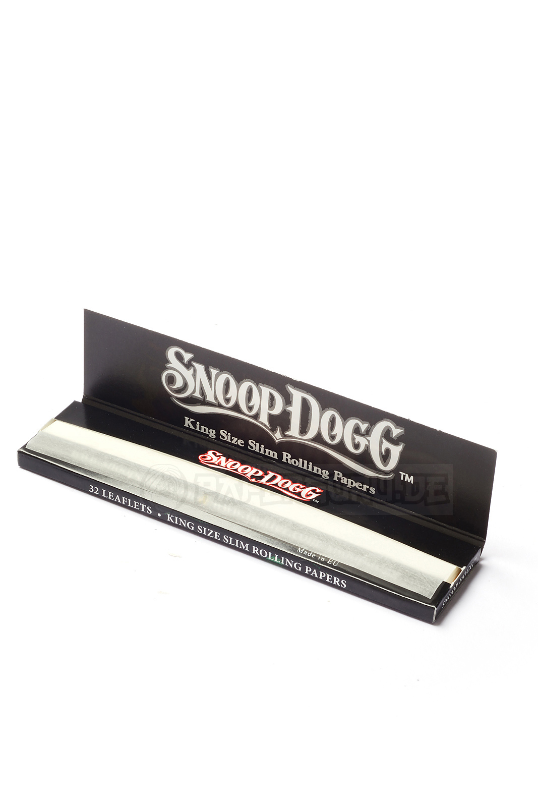 20x Snoop Dogg Rolling Papers King Size slim Blättchen ...