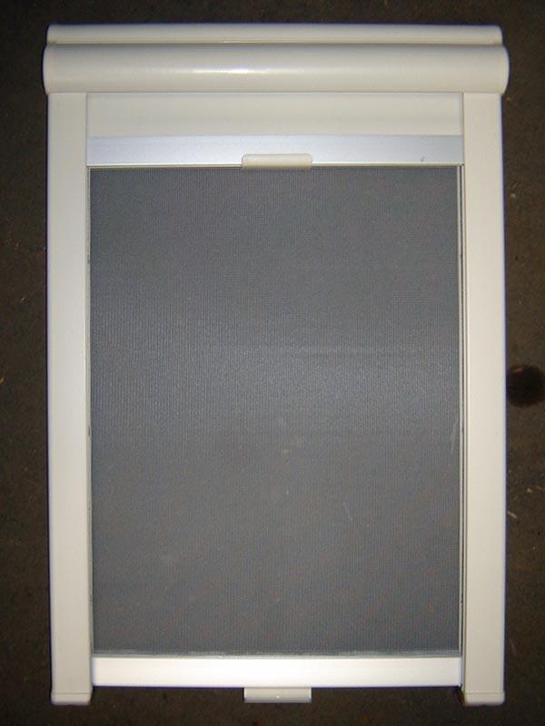 20012 remis doppelkassettenrollo 40x60cm sonnenschutz insektenschutz wohnmobil ebay. Black Bedroom Furniture Sets. Home Design Ideas