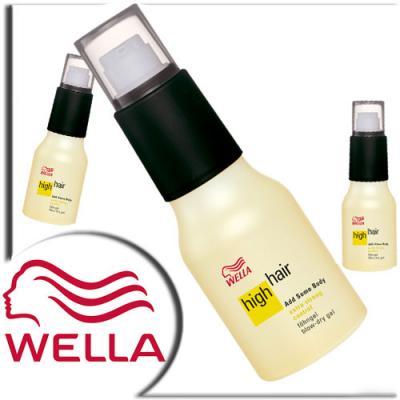 WELLA High Hair Add Some Body - Föhngel | eBay