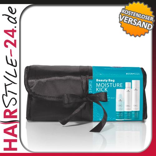 Schwarzkopf Bc Bonacure Beauty Bag Moisture Kick Set Ebay
