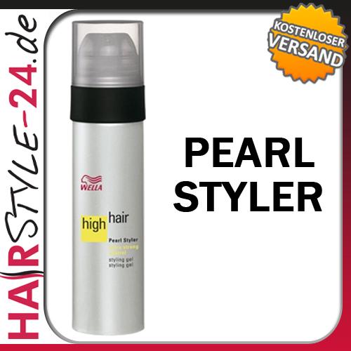 Wella High Hair Pearl Styler 100ml Pearlstyler (18,90EUR/100ml)