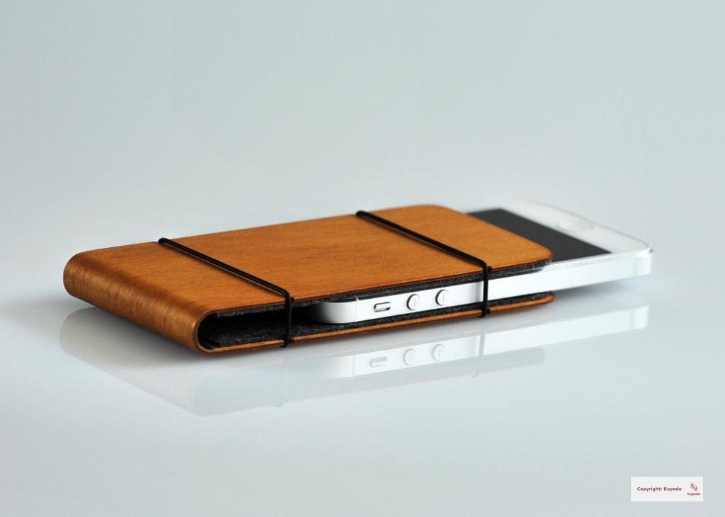 holz wood tasche h lle etui case cover f r iphone 5 ebay. Black Bedroom Furniture Sets. Home Design Ideas