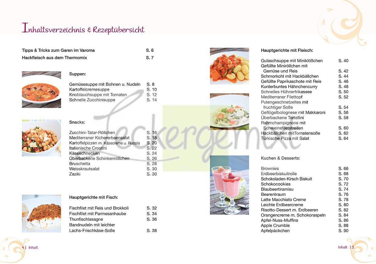 leicht & köstlich - schnelle und leichte gerichte aus dem ... - Thermomix Leichte Küche