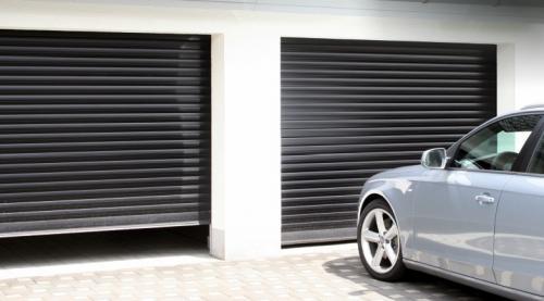 rolltore rolltor garagentore mit motor antrieb. Black Bedroom Furniture Sets. Home Design Ideas