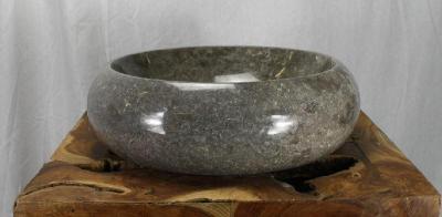 aufsatz waschbecken schwarzer marmor waschschale aufsatzbecken naturstein stein ebay. Black Bedroom Furniture Sets. Home Design Ideas