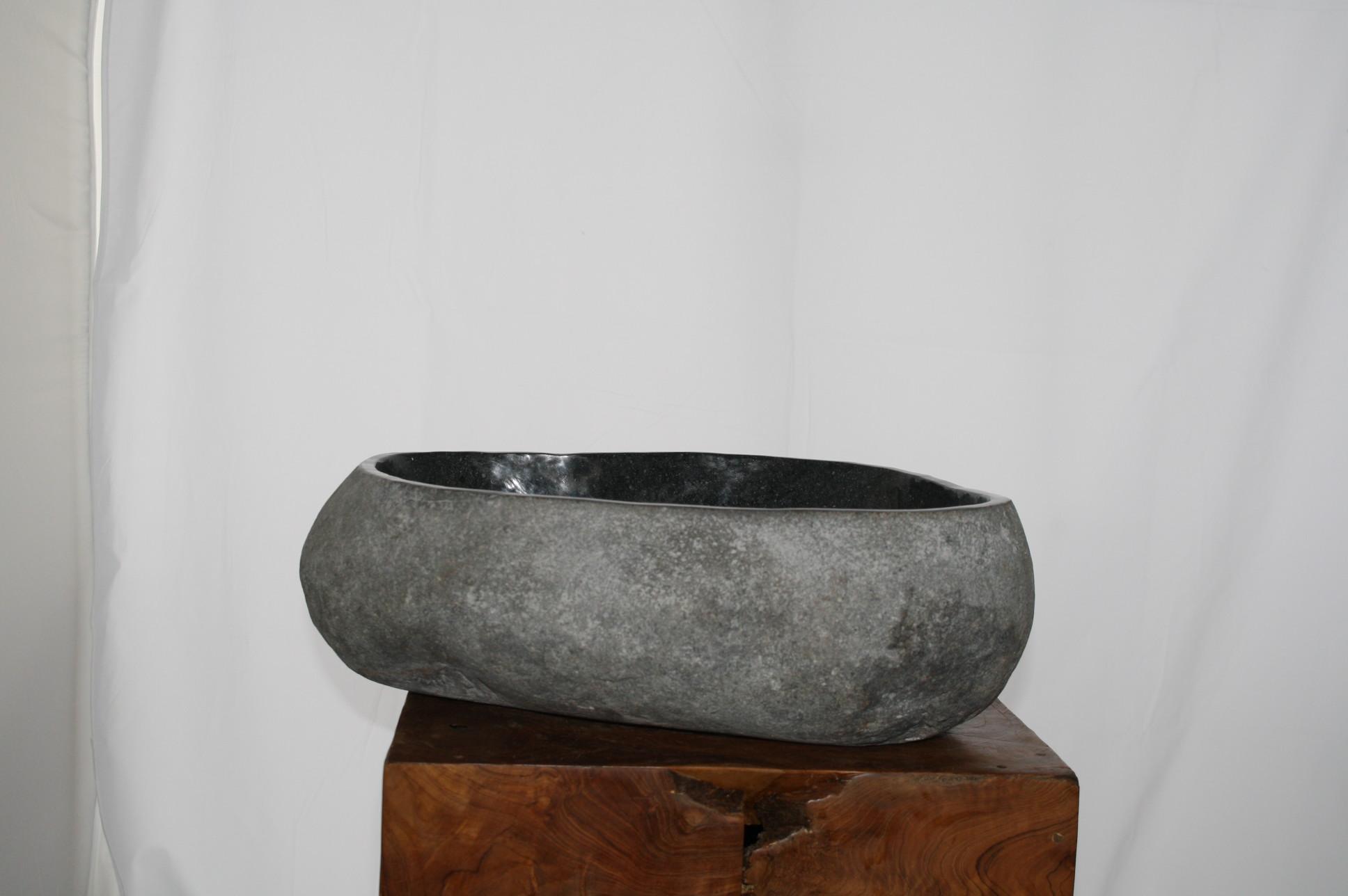 naturstein waschbecken findling waschtisch  ~ Waschbecken Naturstein Findling