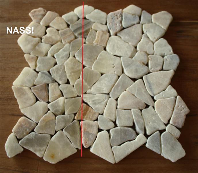 Restposten fliesen  1m² Bruch Onyx Mosaik antik Boden Wand Restposten Fliesen ...