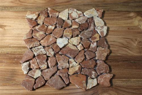 1m marmor bruch mosaik naturstein stein wand boden