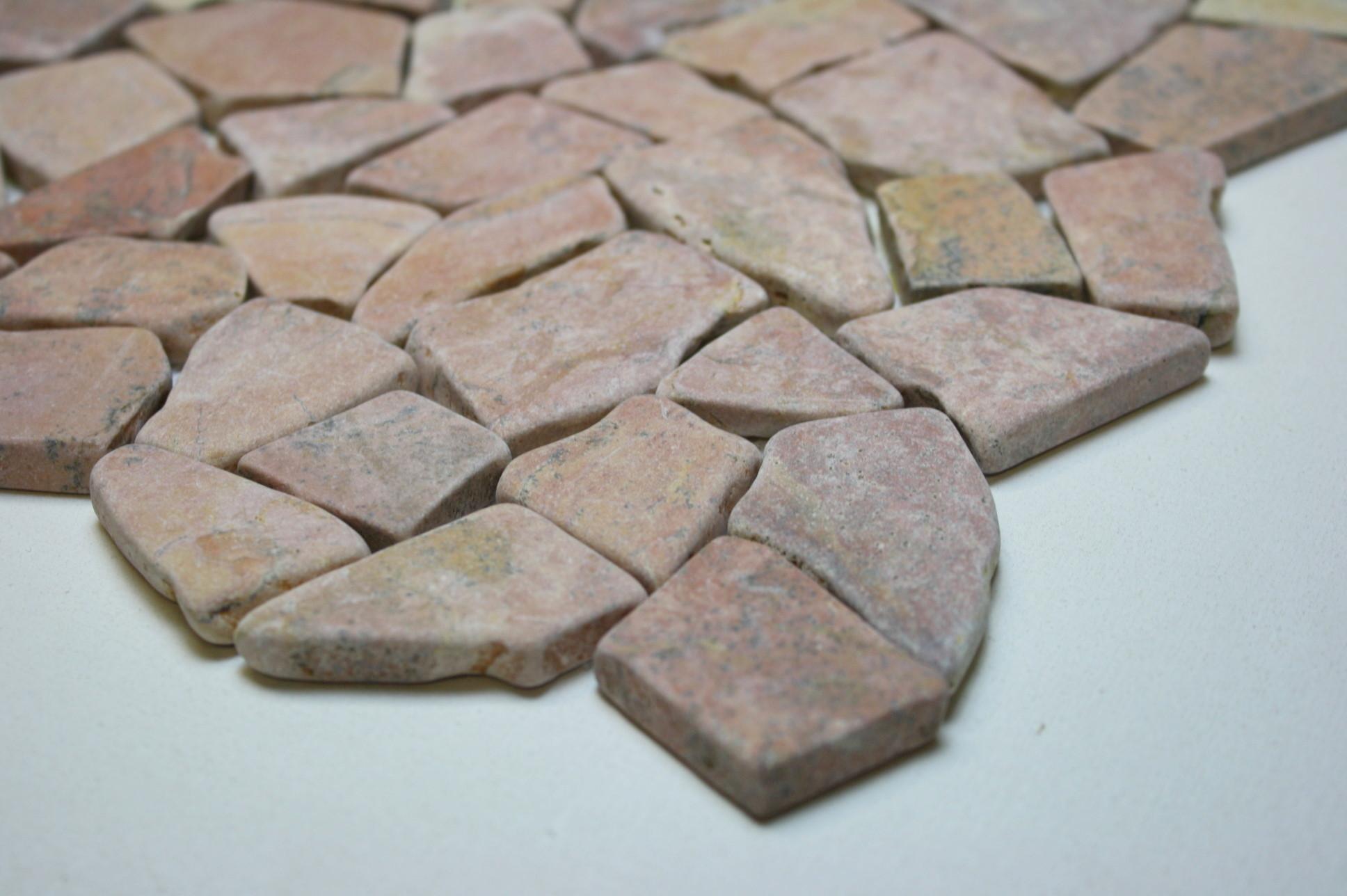glaswand dusche reinigen stein mosaik dusche dieses bruchmosaik - Naturstein Mosaik Dusche Reinigen
