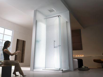 cabine de douche hephaistos frost bac de douche siphon 100x90 120x90. Black Bedroom Furniture Sets. Home Design Ideas