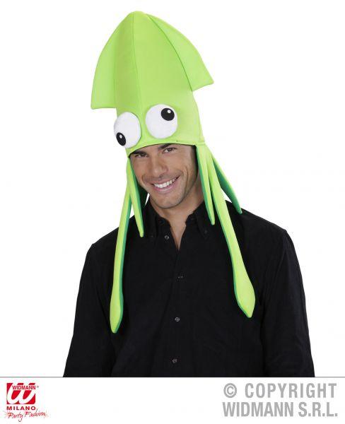 oktopush te tentakeln tintenfisch oktopus tintenfische fasching kost m hut h te ebay. Black Bedroom Furniture Sets. Home Design Ideas