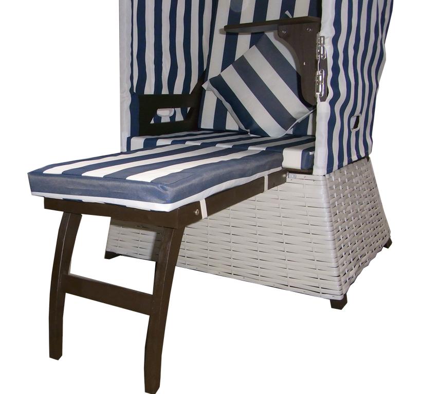 strandkorb single strand garten strandk rbe sonnenliege vollieger ebay. Black Bedroom Furniture Sets. Home Design Ideas
