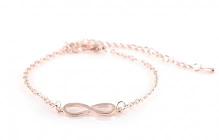 armband in rosegold