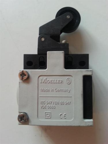 Moeller-Positionsschalter-IP-65-ATR-11-1-IA-Taster-Endschalter-mit-Rolle