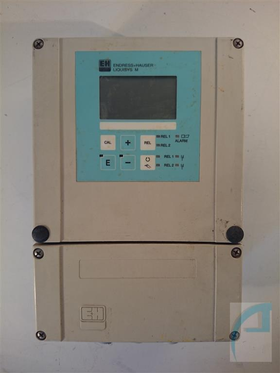 endress hauser liquisys m manual
