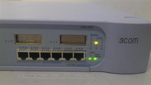 3Com-SuperStack-3-Gigabit-Ethernet-Switch-4950-24-Ports-MPN-3C17706