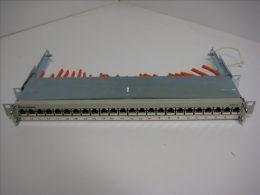 Ackermann Rangierfeld Patchfeld 19 Zoll Cat. 5 LSA+ 24 Ports