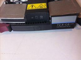 HP 72.8 GB 10K U320 SCSI 3.5