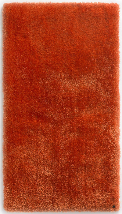 hochflor teppich shaggy tom tailor soft uni orange in 8 gr en erh ltlich ebay. Black Bedroom Furniture Sets. Home Design Ideas