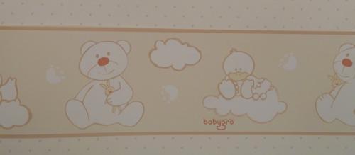 Babygro kinderzimmer bord re 11084007 selbstklebend ebay - Bordure kinderzimmer selbstklebend ...
