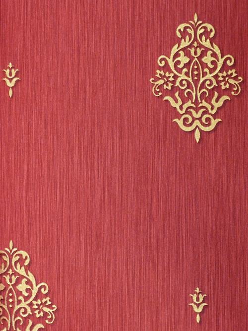 ornamenta barock tapete rot gold 95305 ornamente euro pro m ebay. Black Bedroom Furniture Sets. Home Design Ideas