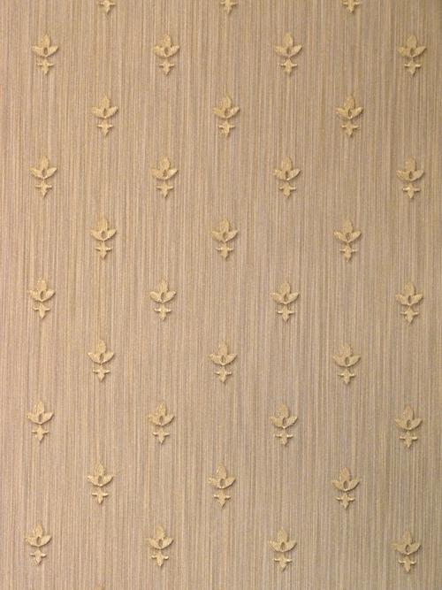 Ornamenta barock tapete braun gold 95404 ornamente for Tapete gold braun