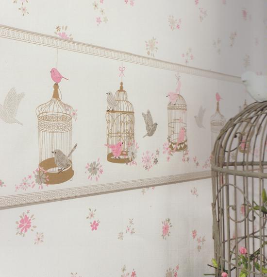 girls only kinderzimmer bord re v gel rosa gr n gln 6203. Black Bedroom Furniture Sets. Home Design Ideas