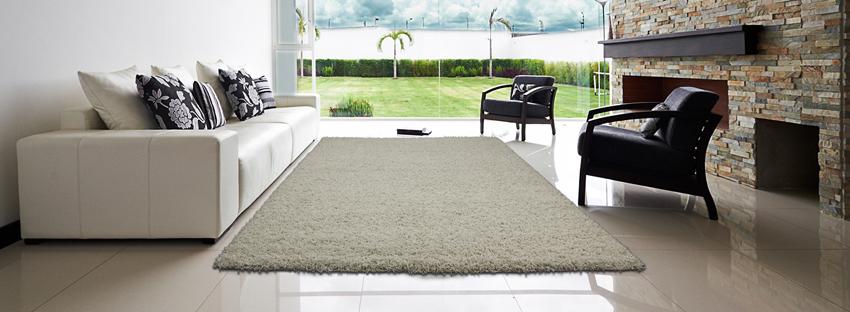 Tappeto pelo alto shaggy snuggle tappeto shg 100 crema - Tappeto riscaldamento pavimento ...