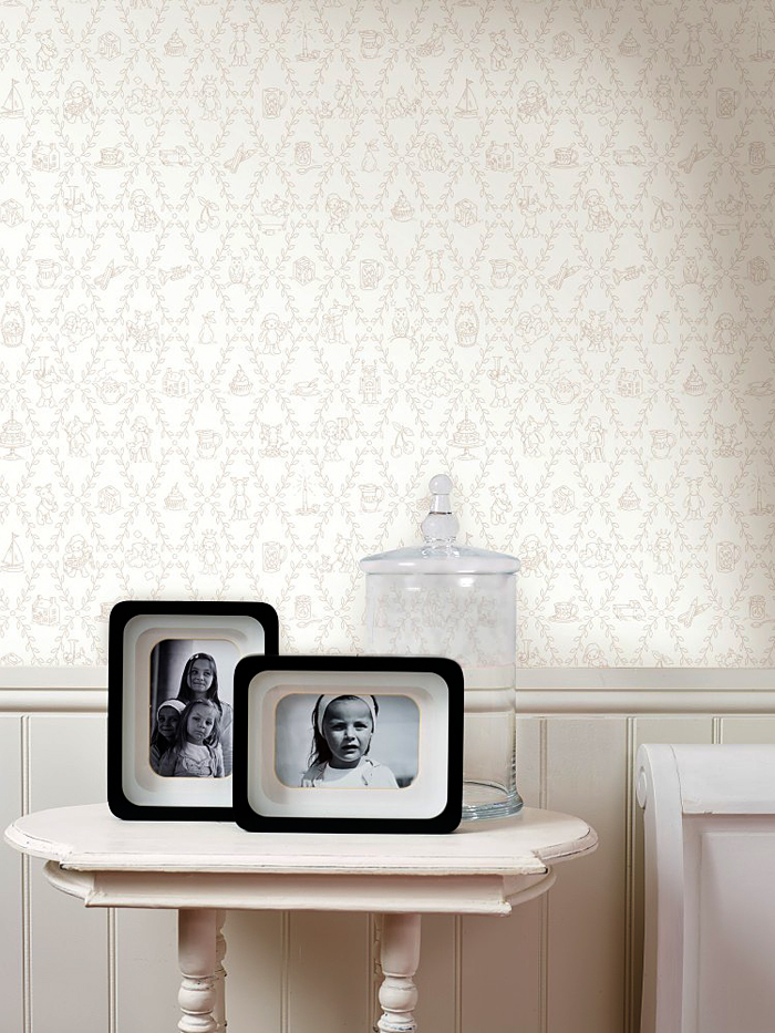 jack 39 n rose kinderzimmer vlies tapete ll 01 03 2 ranken beige euro m ebay. Black Bedroom Furniture Sets. Home Design Ideas