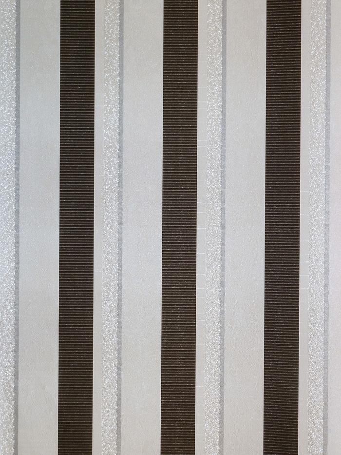 Schwarz Wei? Tapete Streifen : Dieter Bohlen Vlies-Tapete 02421-10 Streifen schwarz-wei? (4.00 Euro