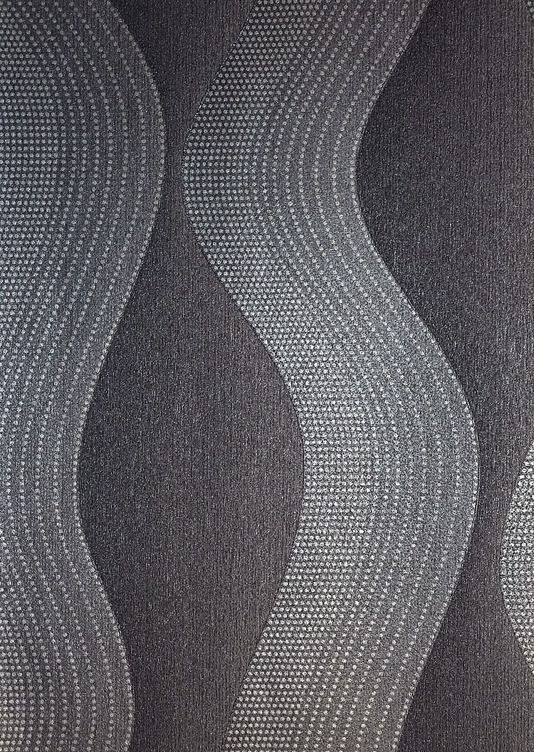 dieter bohlen graceful streifen wellen vlies tapete 02427. Black Bedroom Furniture Sets. Home Design Ideas
