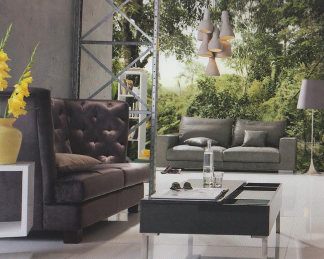 komar munichdesign vlies fototapete dschungel 250 x 350 cm euro pro m. Black Bedroom Furniture Sets. Home Design Ideas