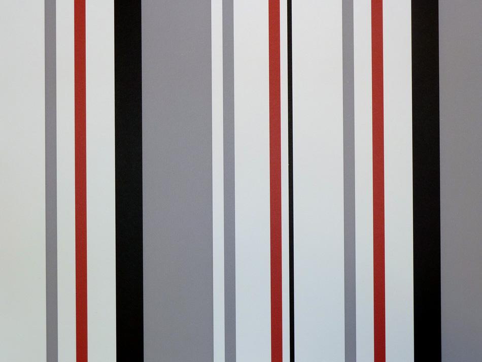 Read aventures Wallpaper 13052910 Stripes gray/black/red ...