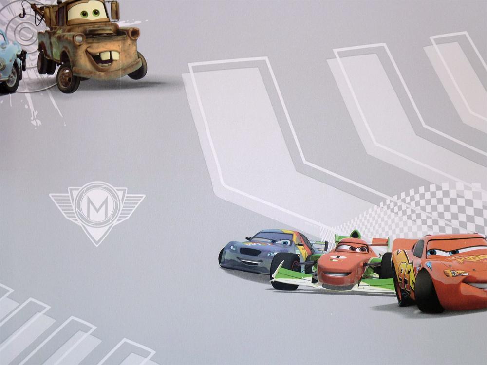Kids home tapete kinderzimmer tapeten df72799 disney pixar - Disney cars kinderzimmer ...