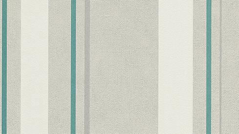 me papier peint polaire bande turquoise blanc 6859 36 mica ebay. Black Bedroom Furniture Sets. Home Design Ideas