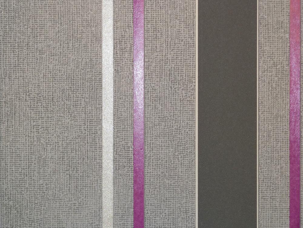 me papier peint polaire bande gris rose 6859 09 mica par m ebay. Black Bedroom Furniture Sets. Home Design Ideas