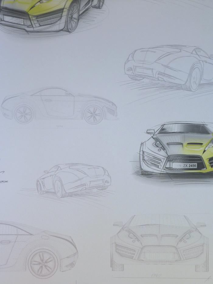 Fein kinderzimmer tapete autos galerie die kinderzimmer Kinderzimmer auto design