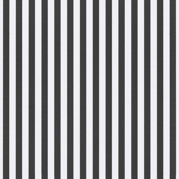Petite fleur 3 papel pintado rayas blanco negro 285467 ebay for Papel pintado blanco y gris