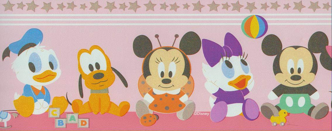 Disney deco bordo di carta da parati 3500 2 autoadesivo for Produttori carta da parati