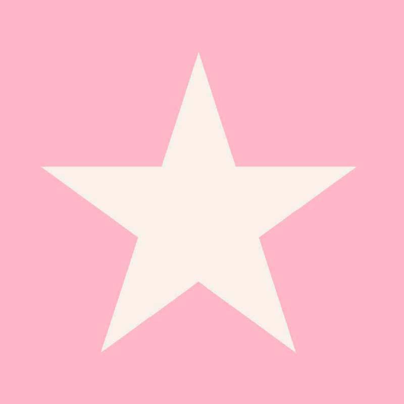 Everybody bonjour vlies tapete 136452 sterne rosa wei 6 - Sterne tapete kinderzimmer ...