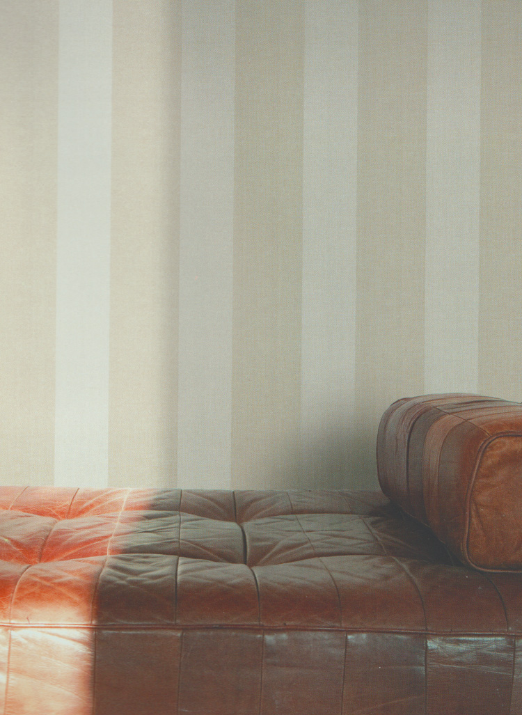 Aromas vlies tapete 629 1 block streifen beige landhaus - Tapete landhaus streifen ...