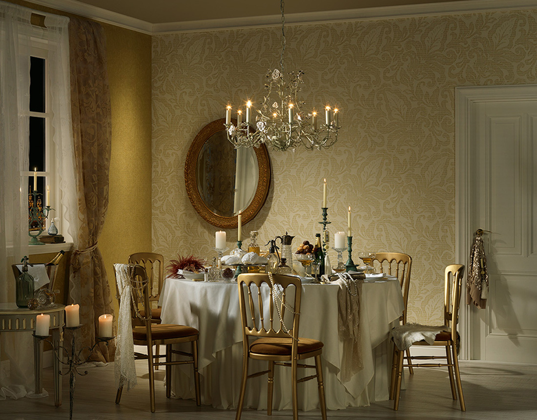 bohemian burlesque tapete vlies tapeten 96048 4 barock. Black Bedroom Furniture Sets. Home Design Ideas
