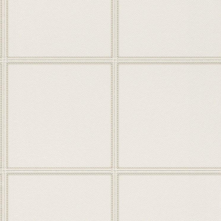 Cosmopolitan papier peint polaire 576467 simili cuir tapisserie d 39 ameuble - Papier peint cuir blanc ...