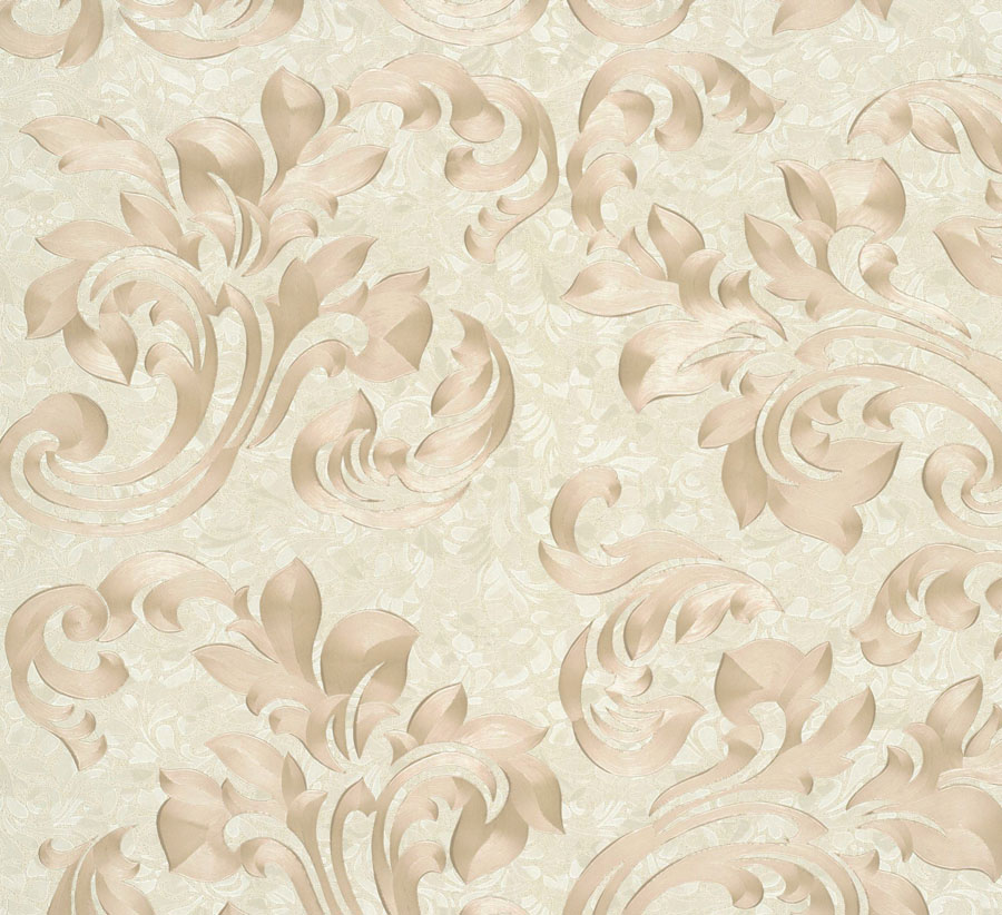 opulence ii vlies tapete 56030 edel luxus barock glanz creme beige euro m ebay. Black Bedroom Furniture Sets. Home Design Ideas