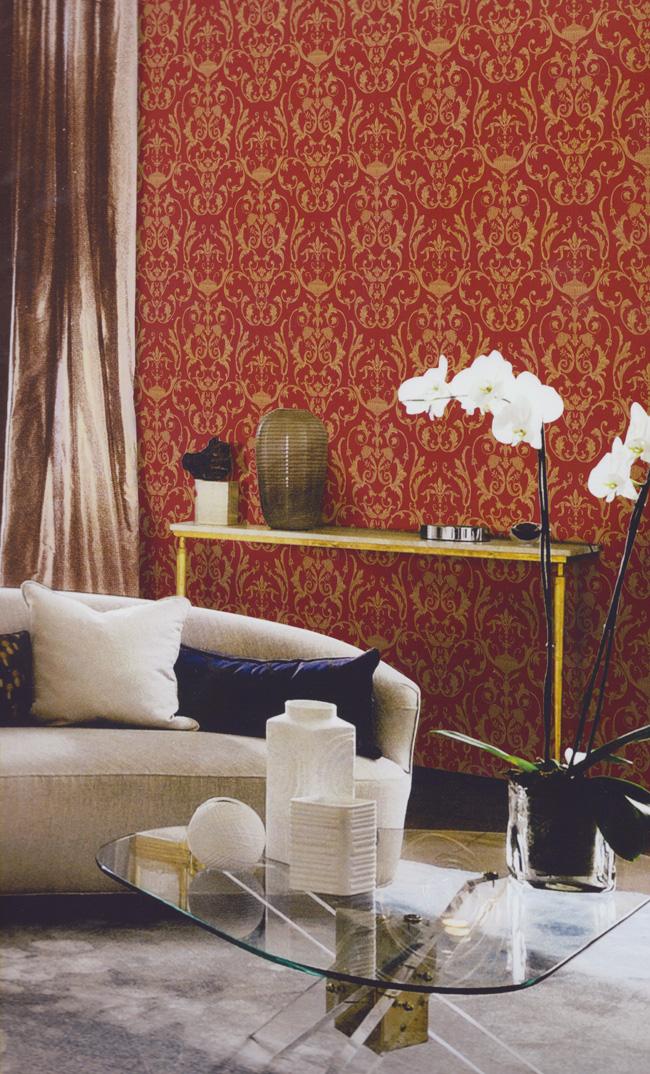 ornamenta edel barock tapete vinyl ornamente 95501 creme grau euro m ebay. Black Bedroom Furniture Sets. Home Design Ideas