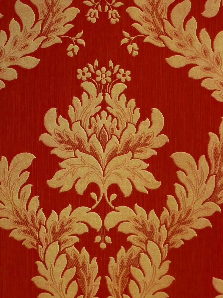 ornamenta edel barock tapete ornamente vinyl 95115 rot 10. Black Bedroom Furniture Sets. Home Design Ideas