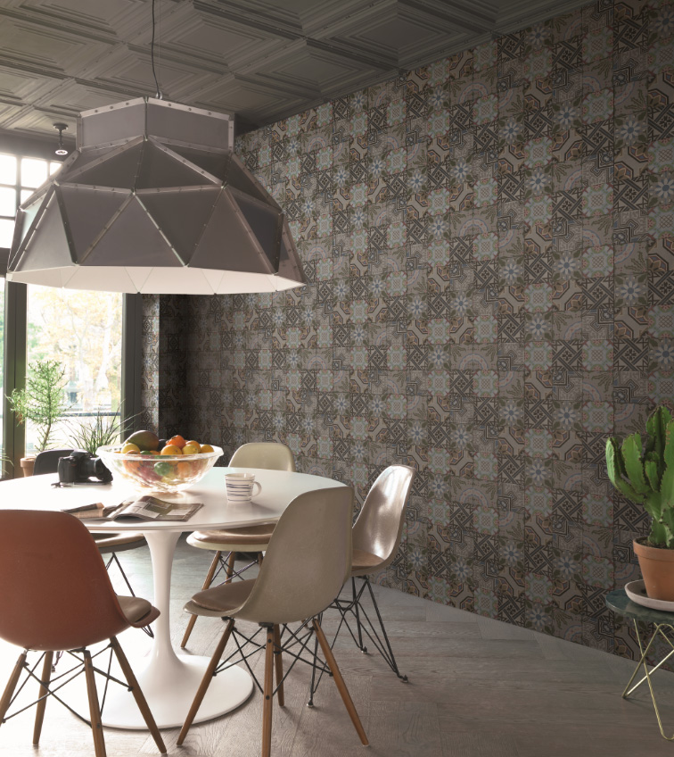 crispy paper vlies tapete 526301 rasch fliesen optik euro pro m ebay. Black Bedroom Furniture Sets. Home Design Ideas