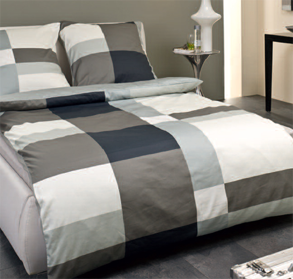selection by s oliver mako satin bettw sche 5067 fb 300 ebay. Black Bedroom Furniture Sets. Home Design Ideas