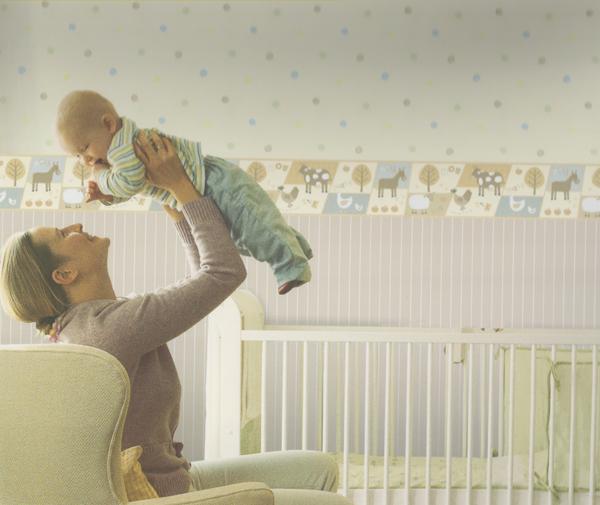 Kinderzimmer Beige Blau – Quartru.com